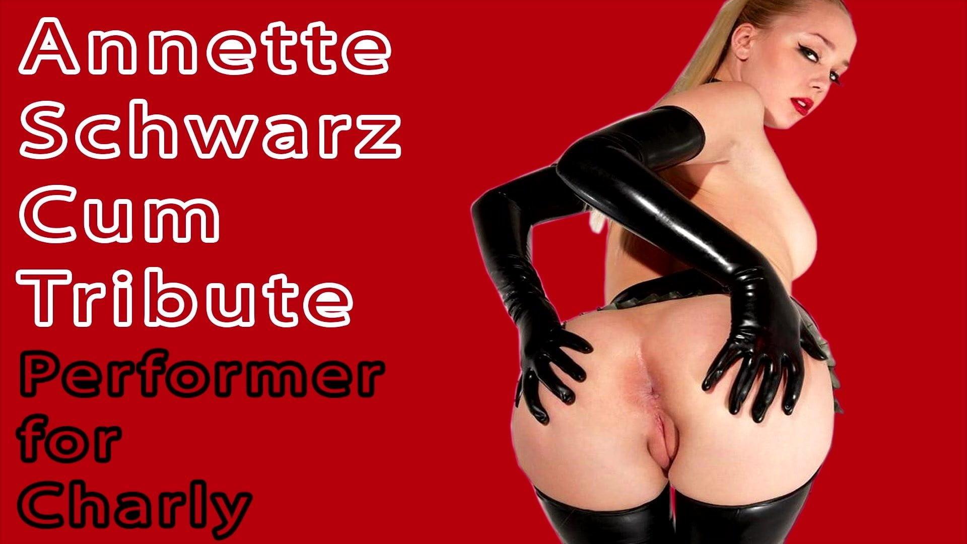 Anette Schwarz Videos annette schwarz pornstar cum tribute(cum on video - cov)