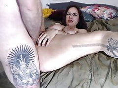 unlucky hot big ass bitch fucked by fat&old guy