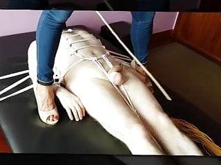 Cbt Bastinado Bondage