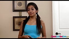 Little Latina Teenie