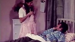 A Naughty Nurse's Blowjob is Great (1960s Vintage)