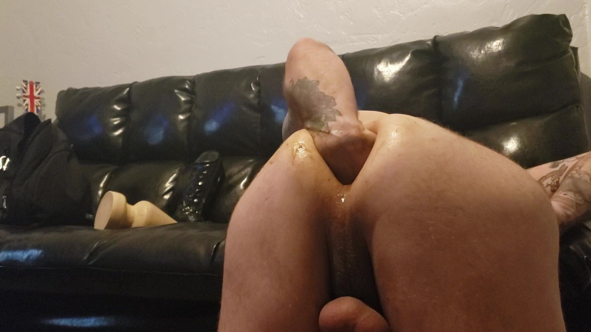 Young girl double penetrated