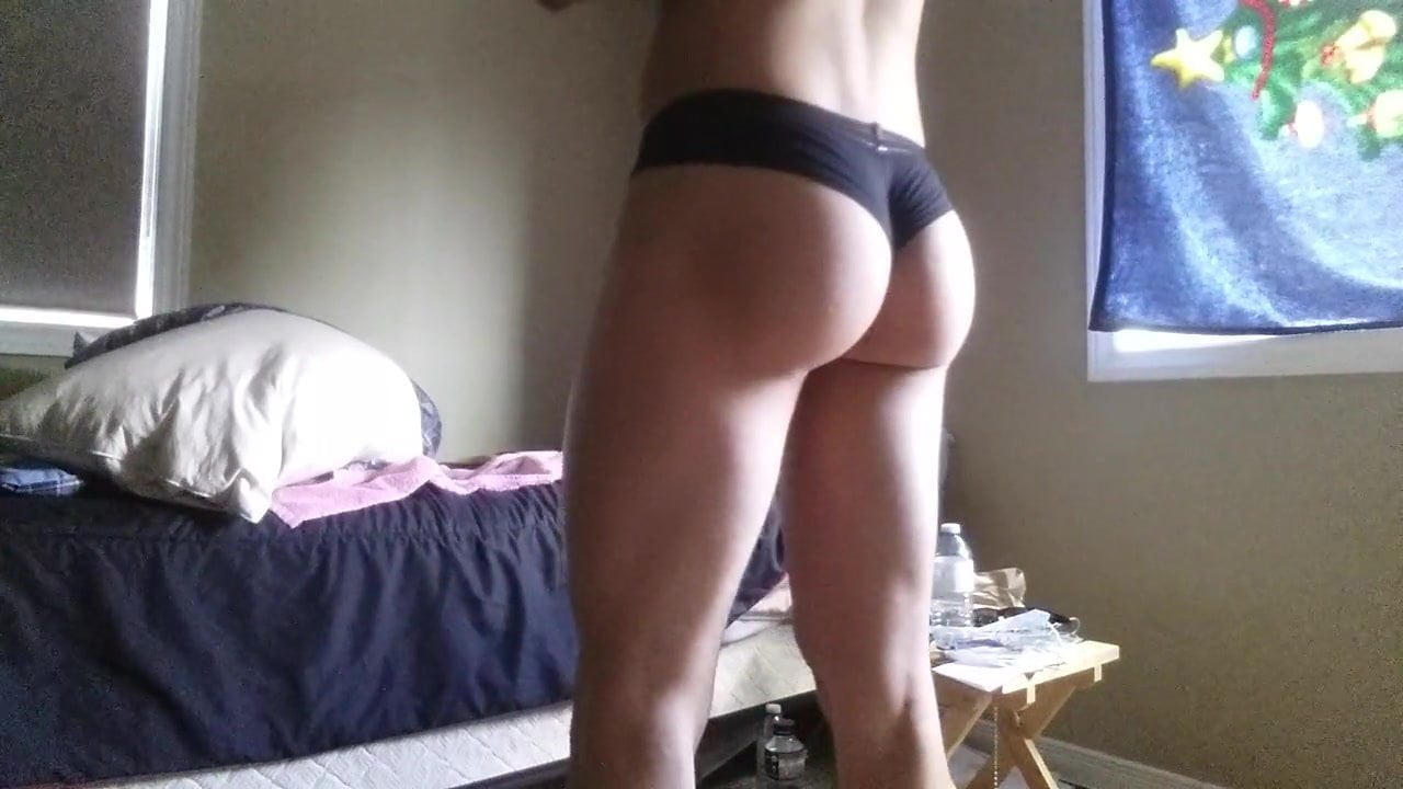twink ass in thongs