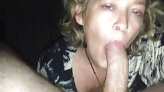 blonde wife loves cock