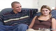 Hot Amatuer Texas Teen Taylor Takes A Texas Cock!!