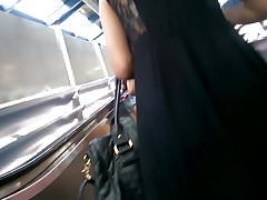 sg black dress OL
