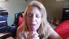 Abuela le saca toda su leche