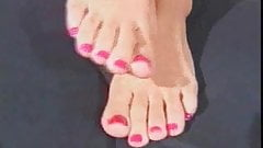 Brittney Andrews Foot Tease