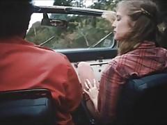 Vintage kinky hitchhiker