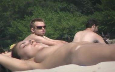 Ukraina family nudist bare