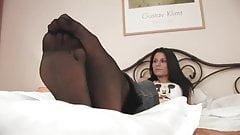 Nylon Feets 25