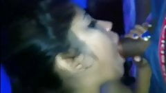 Native Bengali h girl sucking muslim cock