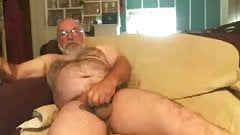 Dad Strokes on the Couch