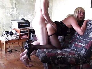 Blond CD gets fucked