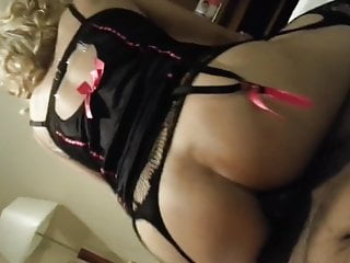 Short latina with big ass
