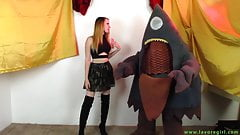 Vore Monsters mEAT La Vore Girl #5's Thumb