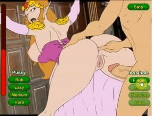 Zelda song of sex full game
