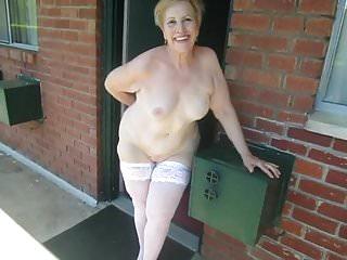 Aunt Sue gets some fresh air