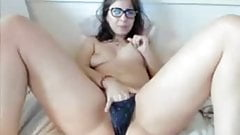 Hot Lady pussy fingering