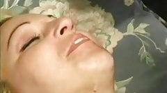 Bitch Mila Satisfies a Group of BBC