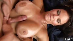 WANKZ- Busty Mackenzee Pierce Sucks A Dick