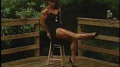 Joanne McCartney greatest legs of all time!