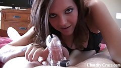 Is your new chastity device too tight