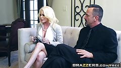 Brazzers - Big Tits at Work - Cum Into My Business Deal scen