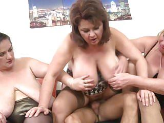TOP mature women seduce young boys