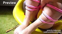 follow our tw: fetishslavestudio Supergirl Torture