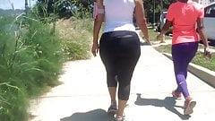 Candid big booty