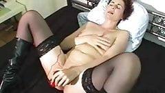 Kvindelig orgasme med vibrator