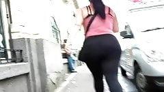 BBW Swole Booty See Tru Leggings