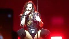 Demi Lovato - Live Sexy Compilation 2