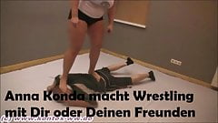 Anna Konda Berlin Monster Muscledom Sessions