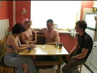 HYE Family Have A Strip Poker Night !