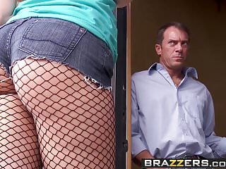 Brazzers - Pornstars Like it Big -Showing the Son how its