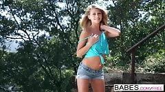 Babes - Easy Breezy starring Lauren Clare clip