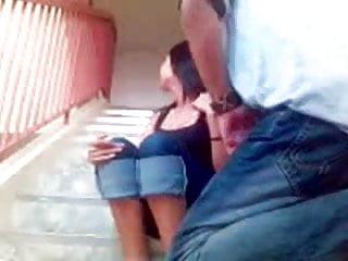 Sg Malay Hdb Staircase Quickie