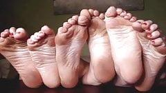 Soles, soles and more soles