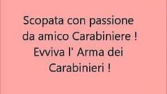 Inculata da amico Carabiniere