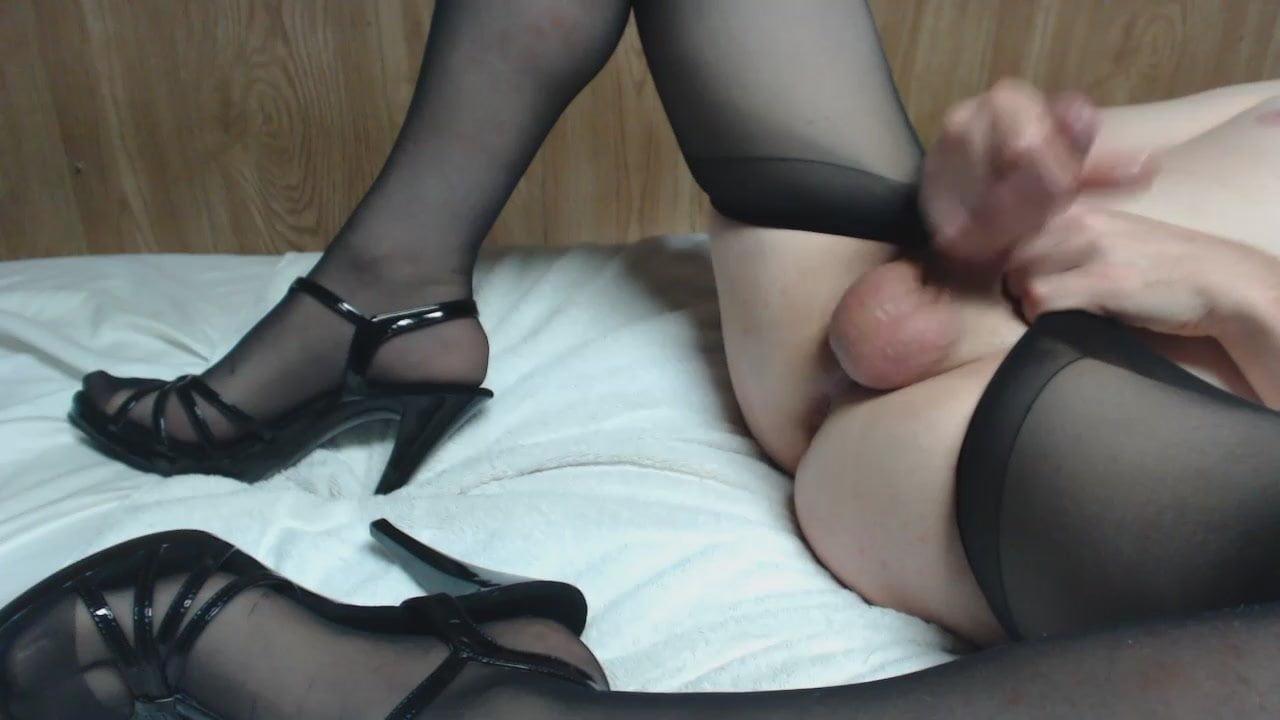 spunk-on-my-stockings