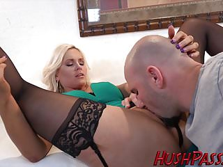 Alena Gets Some Big Cock Anal Gaping
