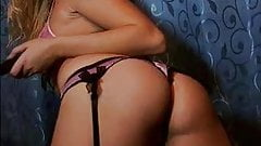 Sexy Blonde Amateur Shows Off Her Beautiful Ass
