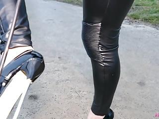 Outdoor walking