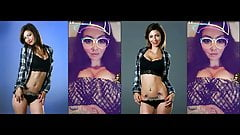 Jade Stripper Brings Out Bikini & Thong Panties