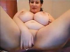 boobs in webcam