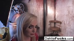 Boiler Room solo for your Halloween eyes with Dahlia Sky