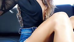 Sexy Babe Shows off Body on Cam - leakedcamgirls.tk