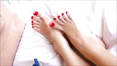 Daniela's Feet and Soles - Cute foot and toes